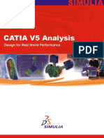 CATIA Analysis Brochure