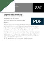 DFS June 2011 Questions