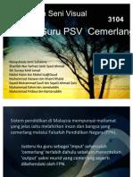 Ciri-Ciri Guru PSV Cemerlang