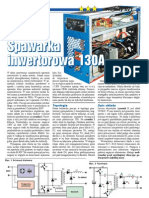 Invertor Sudura 130 a Proiect EDW_Gluszek_Spawarka_cz1