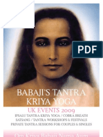 Tantra Events 2009