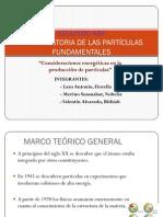 ABP2 HISTORIA DE LAS PARTICULAS ELEMENTALES