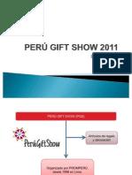 PERÚ GIFT SHOW 2011