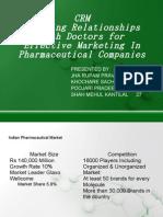 Final Crm Pharma