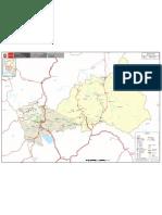 Mapa Vial Pasco