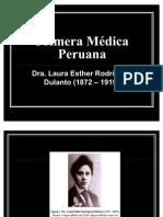 Primera Médica Peruana