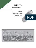 1810-00 ReliOn Micro Manual