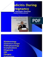 Appendicitis Pregnancy Elnashar
