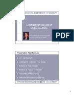 2 Stochastic Processes of Metocean Data_Dr Shahir Liew