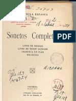 Florbela Espanca_Sonetos Completos