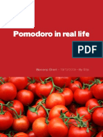 Pomodoro in Real Life