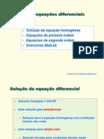 Apostila Controle - 06 - Solução de equações diferenciais