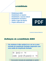 Apostila Controle - 16 - Análise de Estabilidade