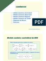 Apostila Controle - 24 - Modelos Canônicos
