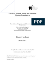 Dissertation Handbook Final 251110