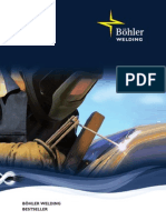 Bohler Welding Selection Guide