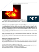 Découverte scientifique mystérieuse sur les effets du rayonnement solaire
