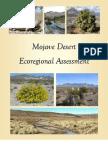 The Nature Conservancy s Mojave Desert Eco Regional Assessment 2010