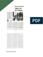 crisis bursátil de 1949 en Buenos Aires