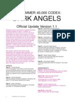 Dark Angels FAQ 2010