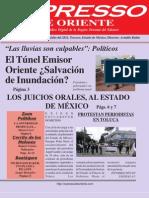 Expresso de Oriente Julio 18 de 2011