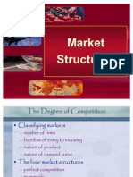 Market Structure F