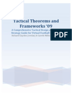 Tactical Theorems and Frameworks ÔÇÿ09