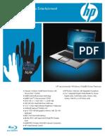 Data Sheet Hp Dv6920ea