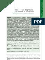 Hemoglobinaglicada (Hb A1c) Jhuls