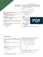 Solucion de Sist de 2x2 Igualacion y Sustitucion