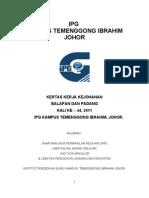 Kk Sukan Ipti 2011-Terkini