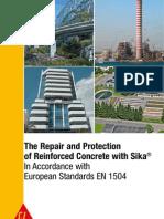 SICA - Repair & Protection for Concrete