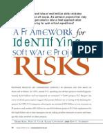 04 Keil&Cule&Lyytinen Software Project Risks