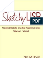 Sketchy Lisp