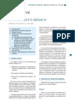 CAPÍTULO VII Tratamiento medico