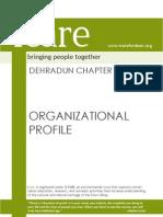 Org Portfolio - Dehradun Chapter