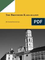 Dostoevsky - Brothers Karamazov