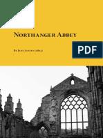Jane Austen - North Anger Abbey