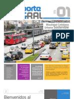 Periódico Transporte Integral - Edición 1