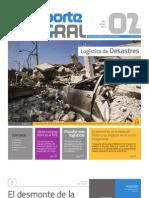 Periódico Transporte Integral - Edición 2