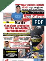 LE BUTEUR PDF du 18/07/2011