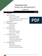 Manual Educador Scout Manada