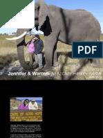 JW African Safari Book