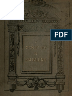 A Century of Emblems G.S.cautley London 1878