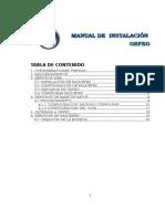Orfeo Manual Instalacion Principiantes