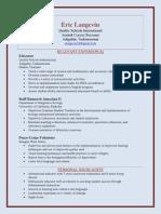 resume june 2011-2