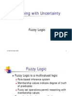 Fuzzy Logic - Reasoning With Uncertainty