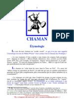 Chamanisme - Chaman