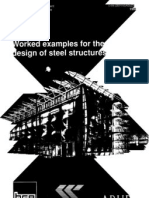 Worked Examples for Steel Design to Eurocode 3