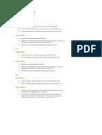 Standard BW Scenarios-SAP